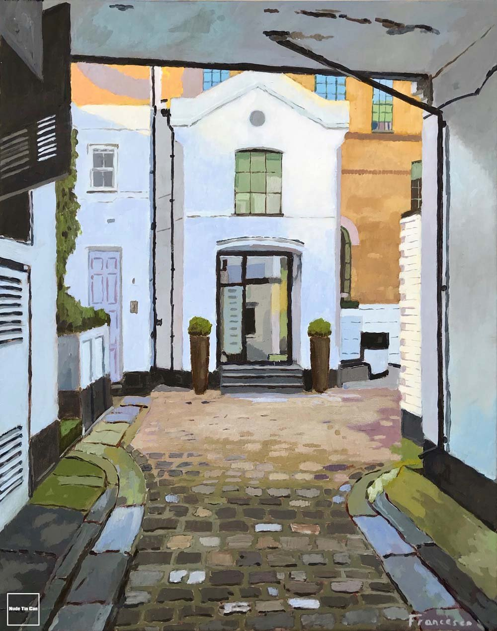 Francesco Conti - Hampstead Mews