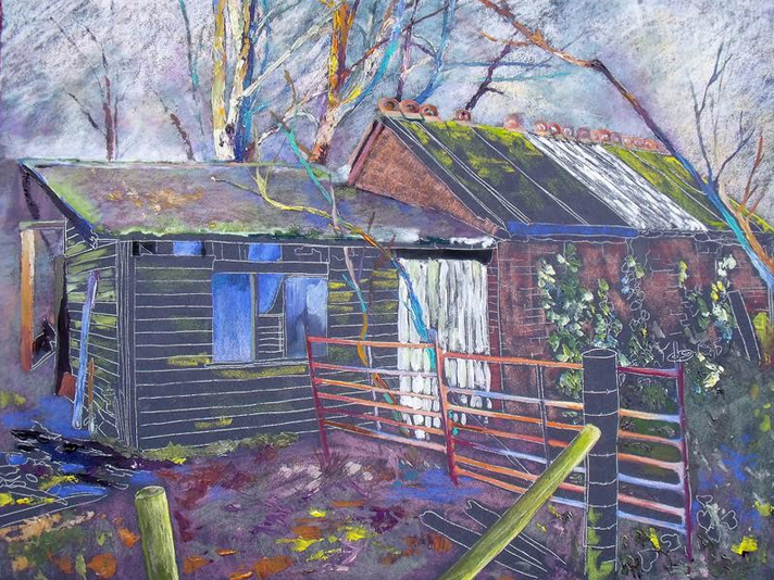 Susan Chester - The Old Sheep Shed