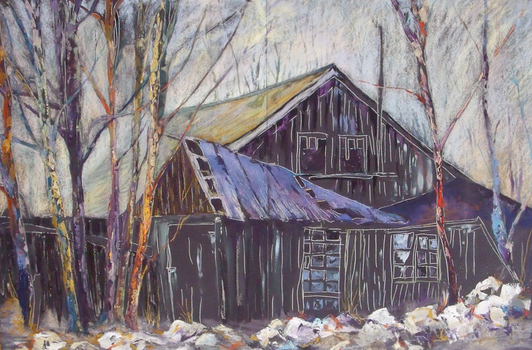 Susan Chester - The Old Barn